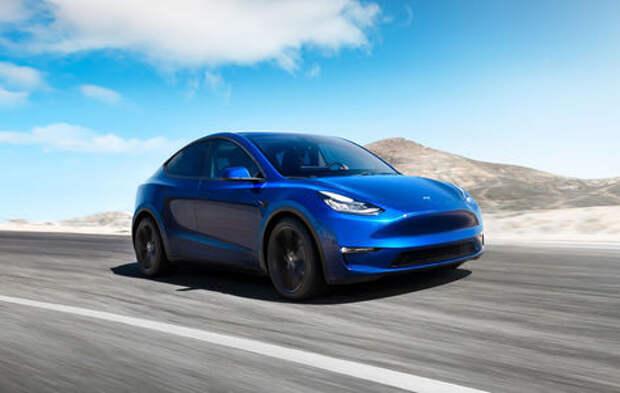 Tesla показала «дешевый» кроссовер. Ждем его в России