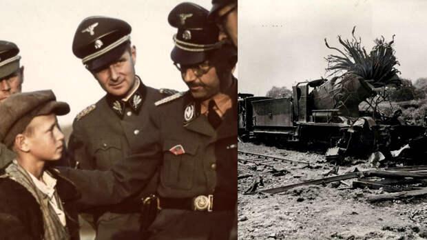 Роковая ошибка вермахта, или Как подростки-диверсанты сорвали спецоперацию немцев на Курской дуге