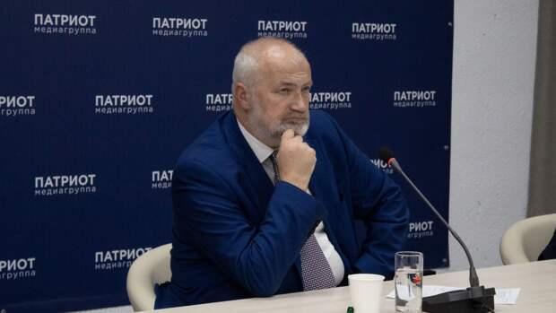 Депутат Амосов высказался о формировании партийных идеологий