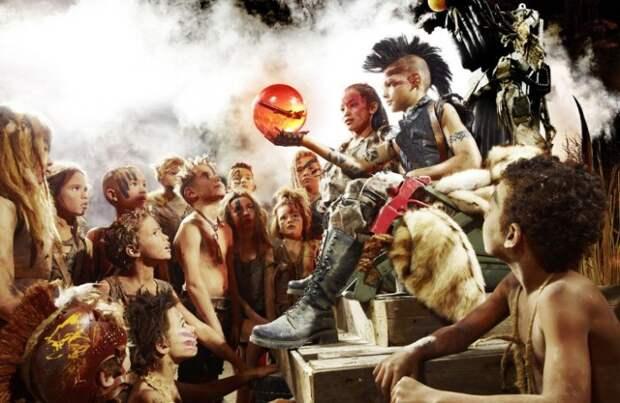 Ачим Липпот и его впечатляющая серия фоторабот для сети магазинов детской одежды «Kid's Wear»