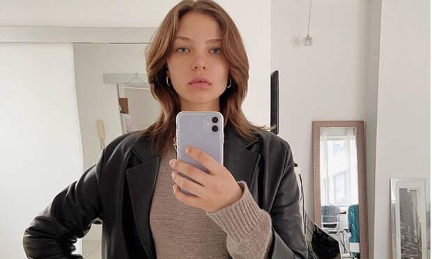 Алеся Кафельникова прокомментировала свою беременность