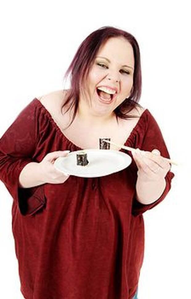 Анекдот про похудение