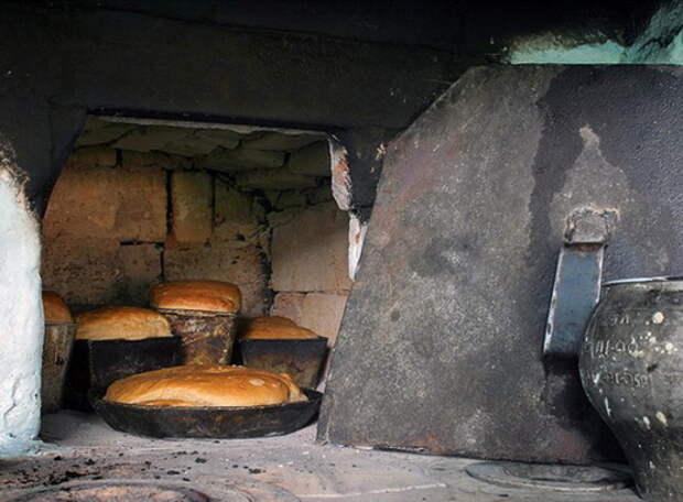Из истории русской печи. Часть первая