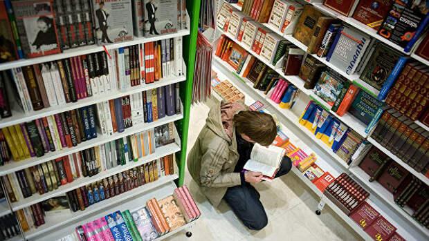 Риск на 4,2 млрд. Минкомсвязь предлагает открыть книжные магазины