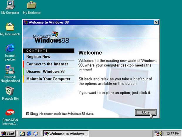 Эволюция Windows за 30 лет существования