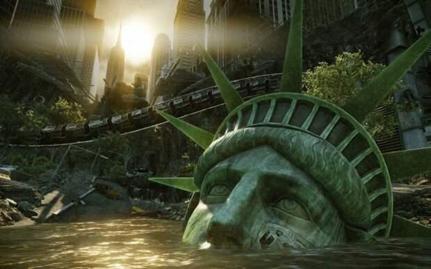 Зачем Америка готовится к Апокалипсису?