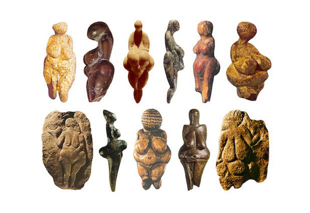 Великие Матери Каменного века