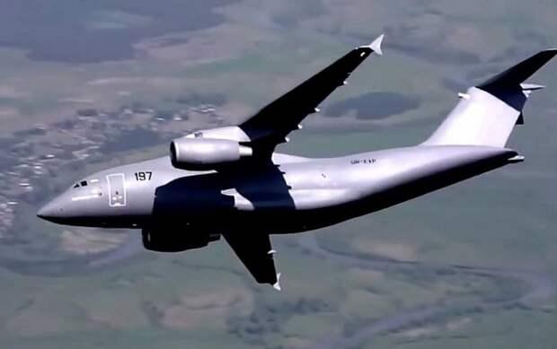 Украинцы стремятся начать производство Ан-178 в Турции