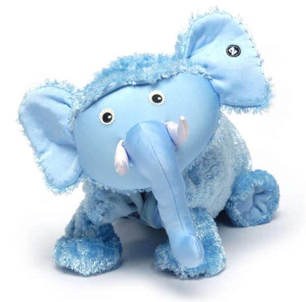 Игрушка мягкая Zoobies Pets Слон Эллема Магазин детских игру…
