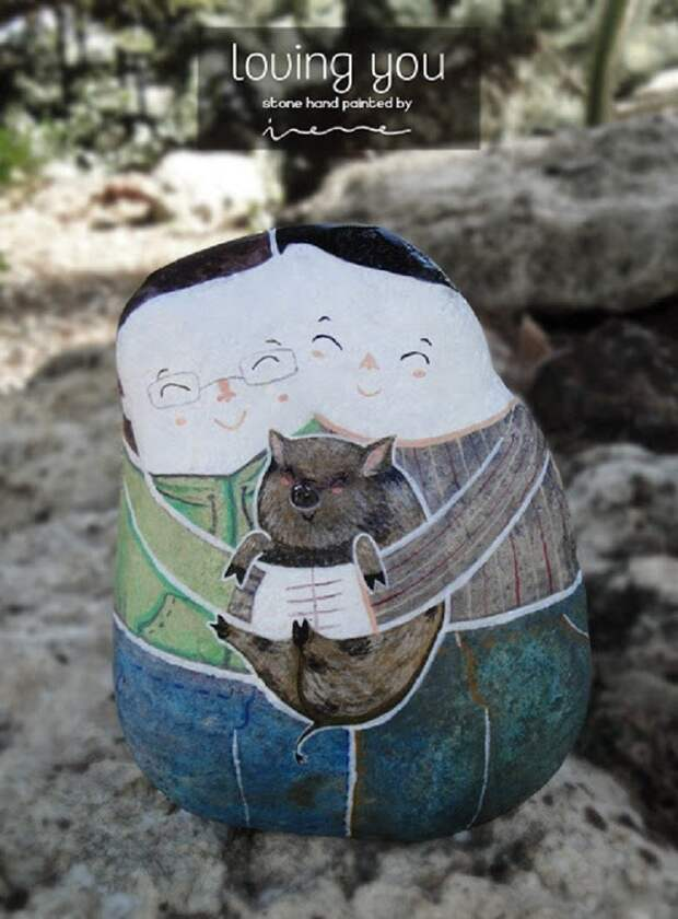 Веселые камни Irene Fenollar
