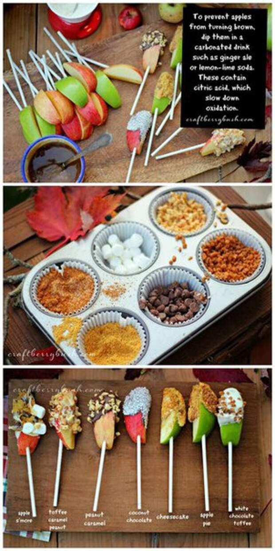 Полезные осенние сладости (Diy)