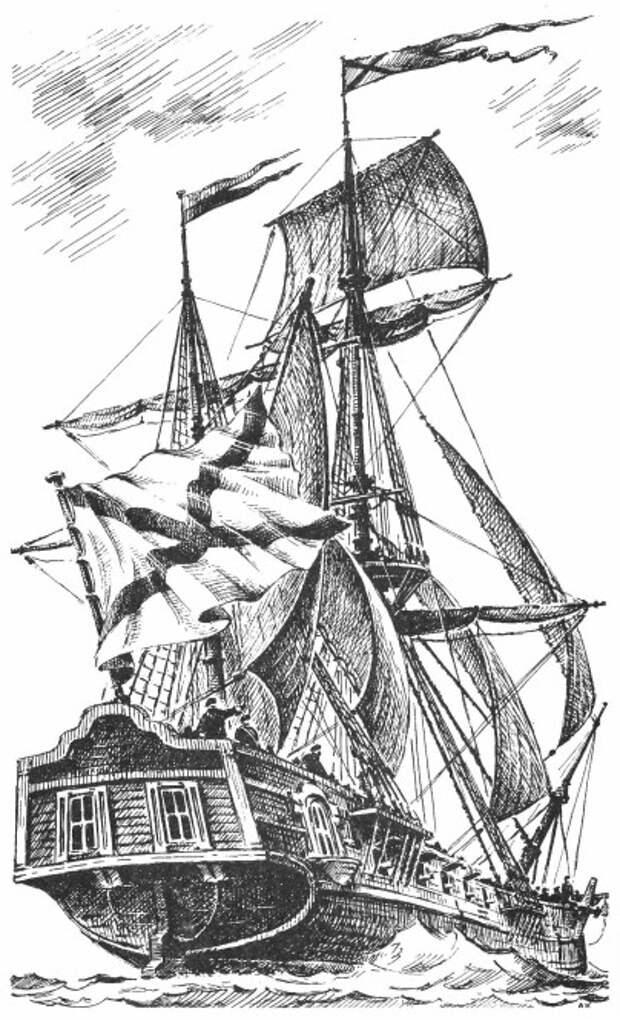 Как лейтенант Ильин спалил турецкий флот в 1770-ом году