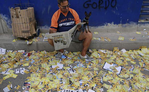 Город банд: опасная история Рио-де-Жанейро