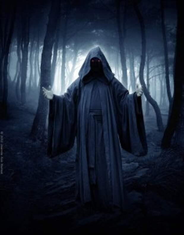 Буйство темных сил