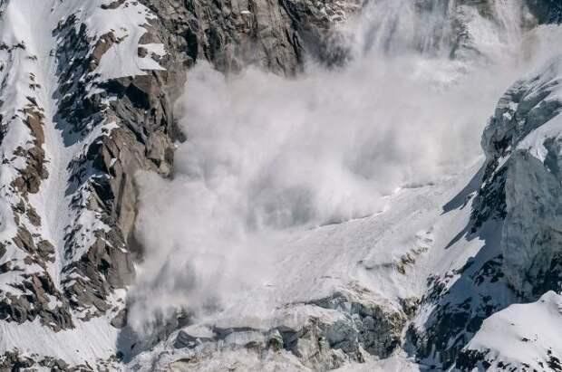 СМИ сообщили о сходе лавины на юго-востоке Франции