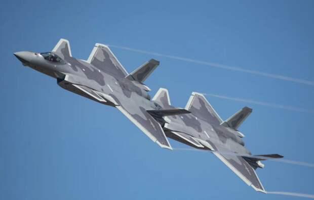 Вторжение больших сил военной авиации НОАК для отработки удара: Пентагон сделал заявление