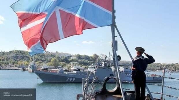 Украинский адмирал Гайдук: Россия может взять под контроль все Черное море