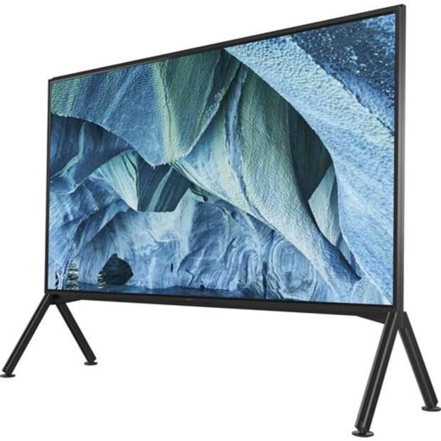 Самый дорогой телевизор в России Sony KD-98ZG9. За что такие деньги?