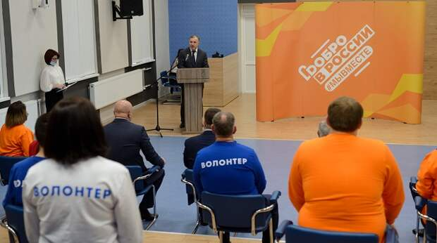 Мурат Кумпилов: Более тысячи добровольцев в Адыгее стали участниками Всероссийской акции «Мы вместе»