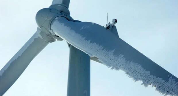 Как замерзает Европа, брошенная на произвол судьбы альтернативной энергетикой...
