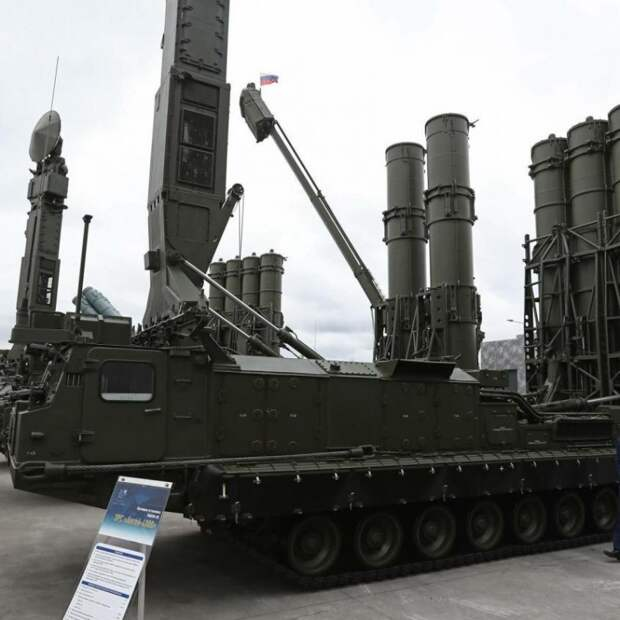 Россия начинает серийное производство гиперзвуковых ракет для системы С-500