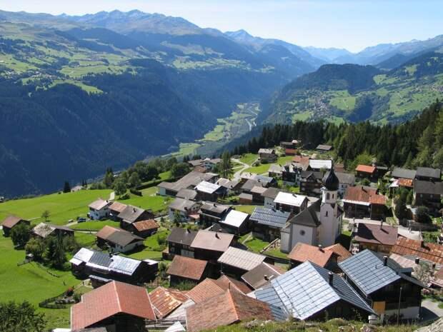 25 удивительных фактов о Швейцарии, про которые вы, вероятней всего, не знали