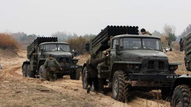 Украинский генерал призвал Киев не ждать помощи от США и Европы в Донбассе