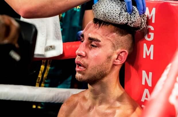 Русский боксер Дадашев скончался вСША из-за критических травм, полученных вовремя боя