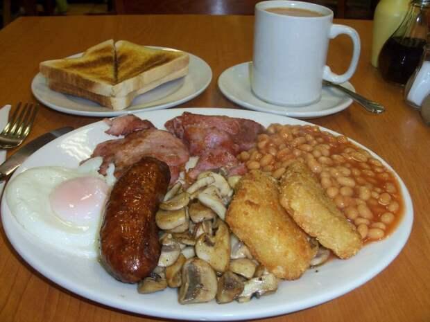 Breakfasts01 20 национальных завтраков со всего света