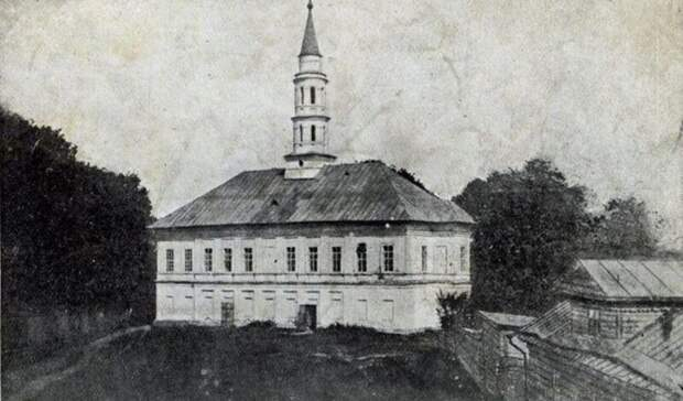 В Казани нашли деньги на реставрацию Белой мечети XIX века и воссоздание ее минарета