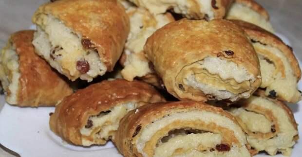 печенье с начинкой простой рецепт