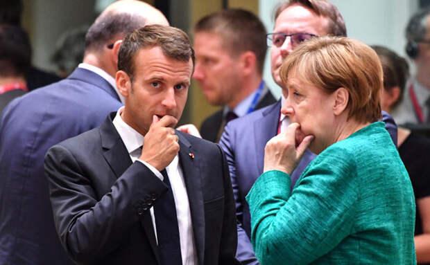 Марков: Франция и ФРГ поддержали приближение войны