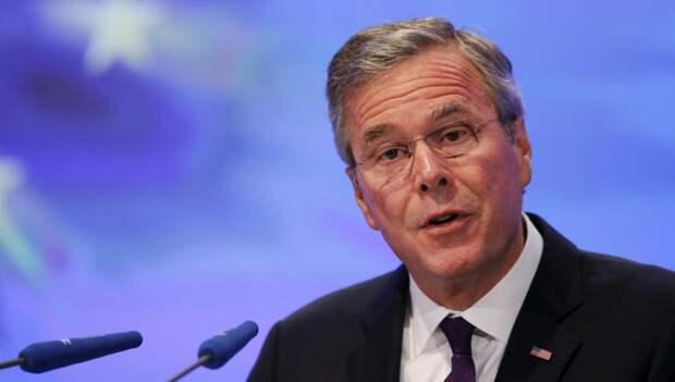 Джеб Буш назвал Владимира Путина «диктатором» и «хулиганом»