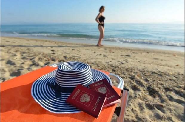 Турция намерена предложить РФ въезд в страну российских туристов по внутренним паспортам