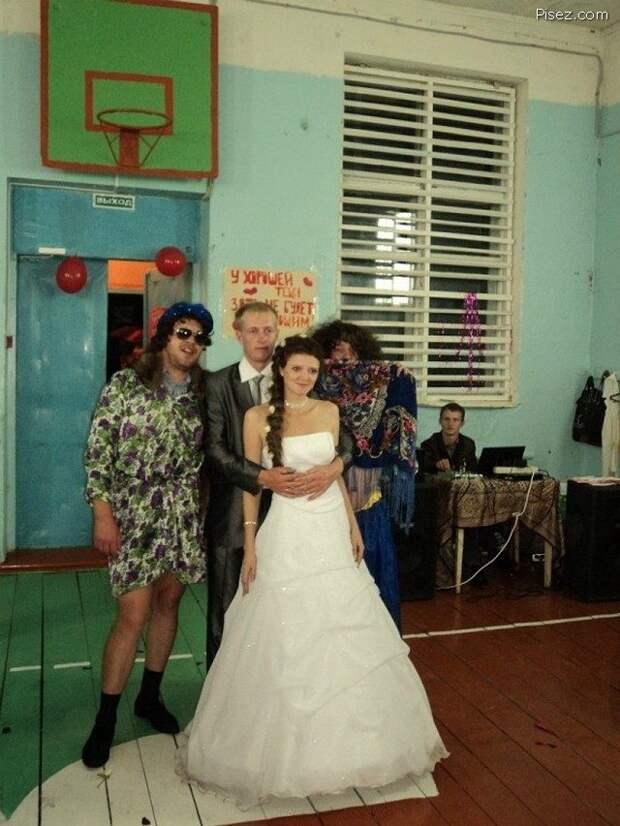 Свадебные приколы. Вот это ржака!