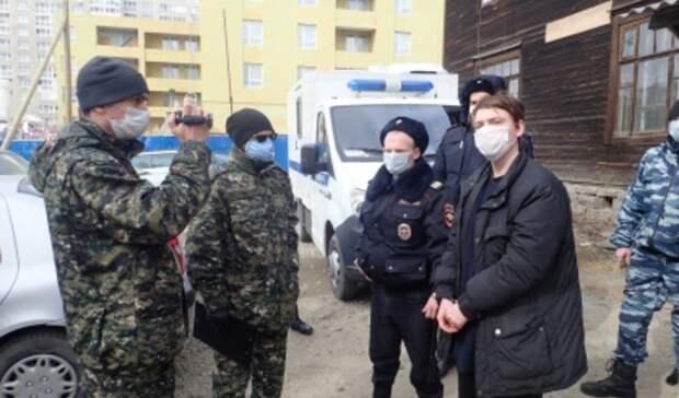 Обвиняемому в гибели 8 человек при пожаре вЕкатеринбурге запрошен пожизненный срок