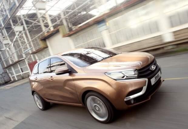 АВТОВАЗ соберет более ста Lada XRAY перед началом серийного выпуска