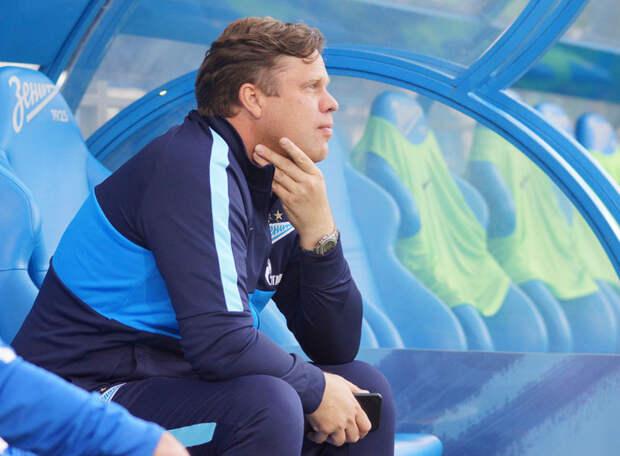 Владислав РАДИМОВ: Ошибка такого игрока, как Барриос, непозволительна. А спада у «Зенита» нет