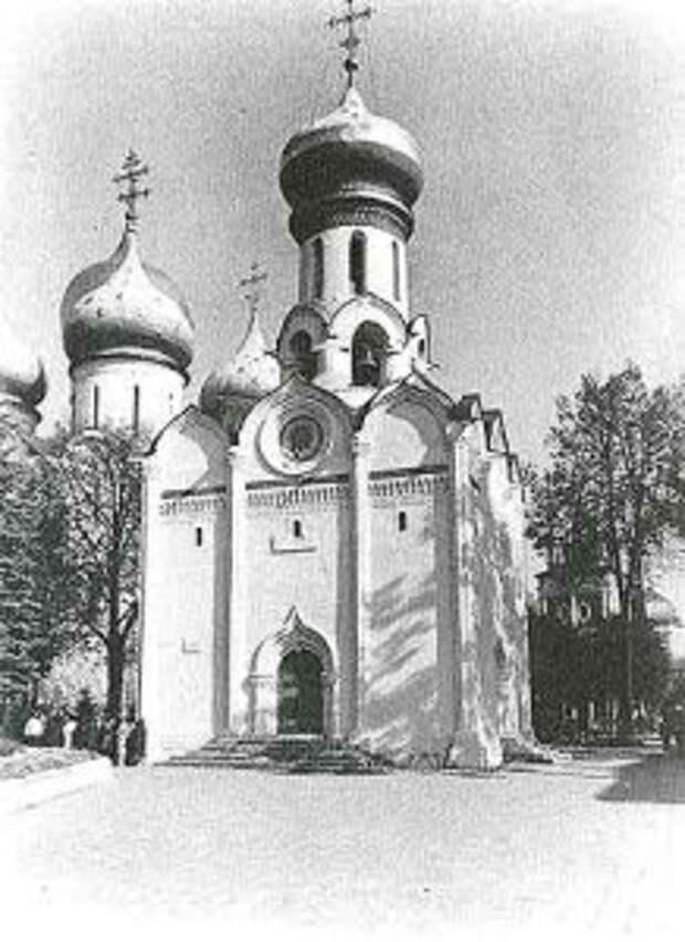 Духовская церковь после окончательной реставрации