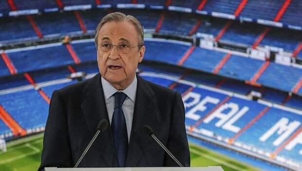 """Перес: """"Гарантирую, что игроки участников Суперлиги не будут отстранены от Евро-2020 и ЧМ-2022"""""""