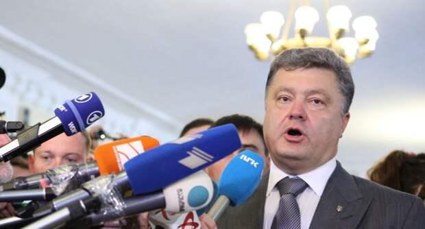 Умом тронулся: Порошенко обвинил Путина в сливе украинских выборов