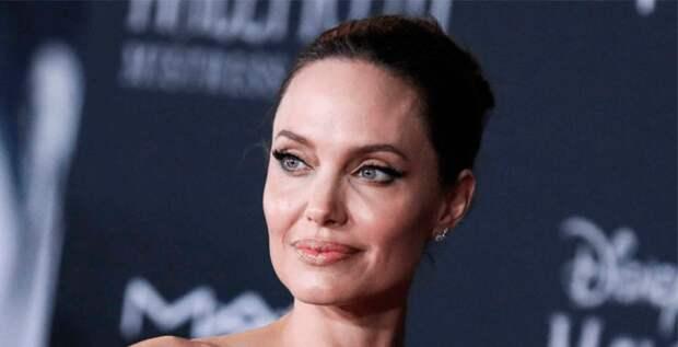 Анджелина Джоли заявила, что возлагает большие надежды на своих детей