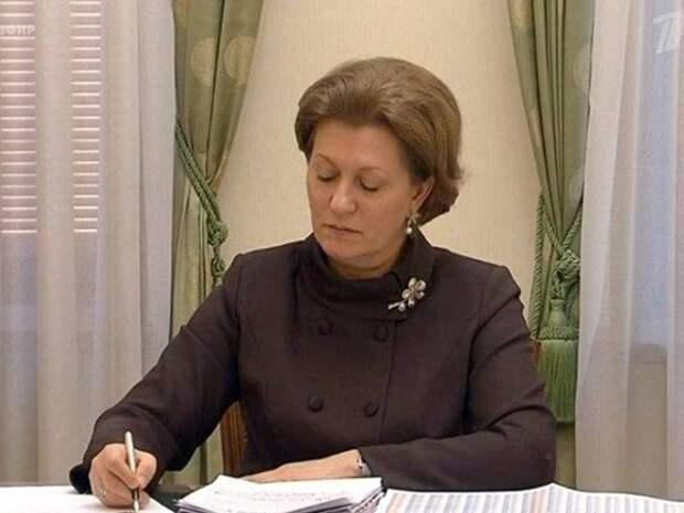 Попова заявила о росте заболеваемости ковидом в 35 регионах России