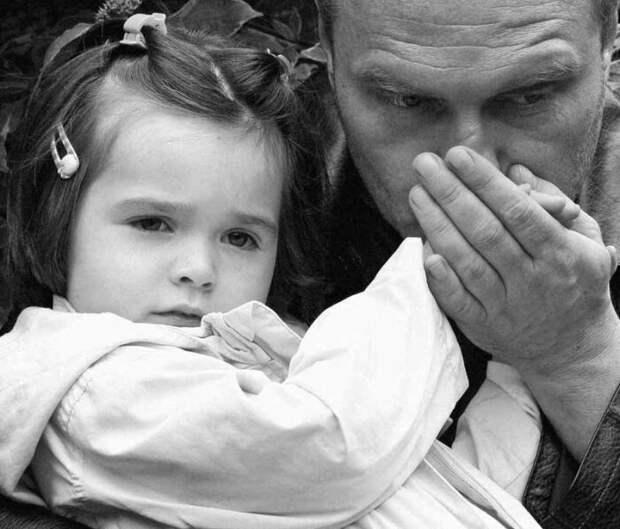Александр Балуев с дочерью. / Фото: www.krestyanka.com