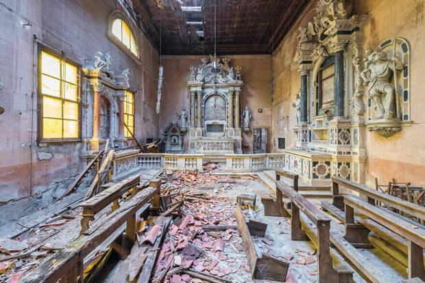 Монастырь XVII – XIX веков, Италия, Омбрия