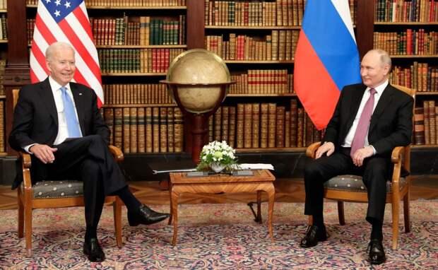 Кто оказался победителем: американские эксперты о встрече Путина и Байдена