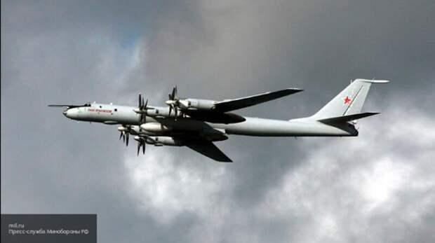 Леонков назвал появление российских Ту-142 возле Аляски отпором агрессору в лице США