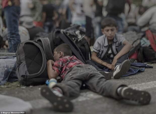Дети-беженцы