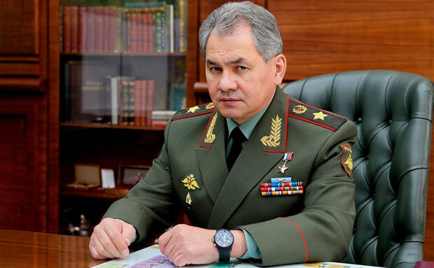 Шойгу призвал сохранить темп переоснащения армии и флота