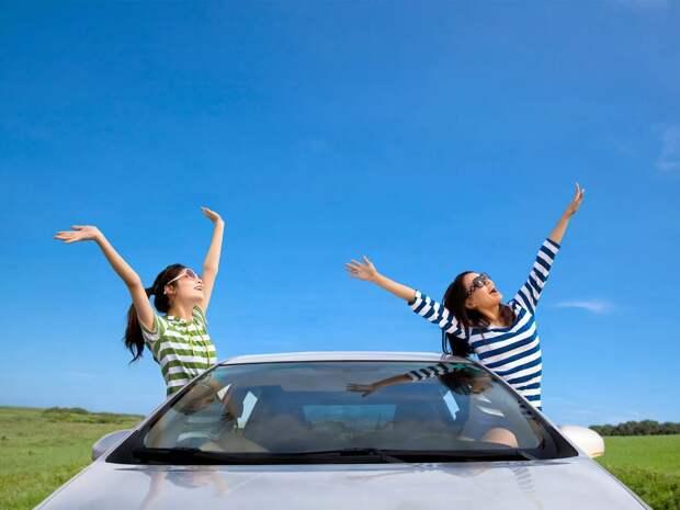 В Авито Авто узнали, как россияне проведут отпуск: автопутешествия по стране набирают популярность
